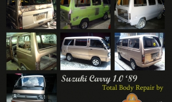 Suzuki Carry 1989, Cat Total