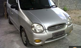 Project Hyundai Atoz 2001, Rekondisi Fender dan Bumper Depan.