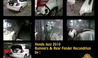 Project Honda Jazz 2010