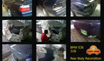 Project BMW 318i E36 1993