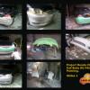 Honda City IDSi 2004, Body Kitt Fitting and Painting