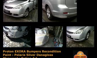 Proton Exora 1.6 2011 Bumpers Recondition