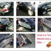 Honda Civic Ferio EK/EJ 1997, Rekondisi body samping