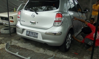 Nissan March K13, Nismo Bodykit