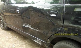 Toyota Avanza, Rekondisi Pintu Kiri.