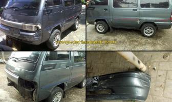 Suzuki Carry Futura, Rekondisi Apron dan Pintu Kiri
