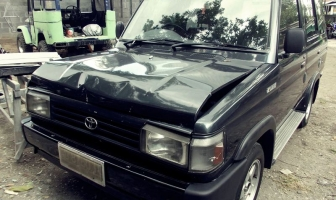 Toyota Kijang G, Rekondisi Apron dan Kap Mesin