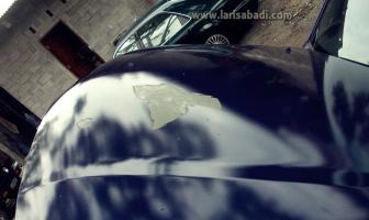 Suzuki Aerio, Rekondisi Kap Mesin, Bumper Belakang dan Side Skirt
