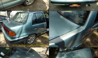 Daihatsu Classy 91, Pengecatan Total Body