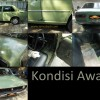 Corolla KE-30 Avocado Green, Pengecatan Total.