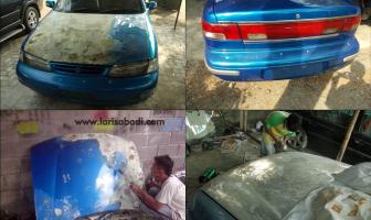 Timor, Rekondisi Kap Mesin dan Bumper Belakang
