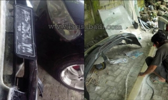 Honda City Type Z, Pembuatan Add On Bodykit