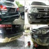 Toyota Fortuner 2007, Pembuatan Bodykit Add On Fiber