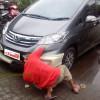 Honda Freed, Pengecatan & Pemasangan Bodykit Mugen