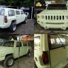 Pengecatan Hummer H3 Replica, Modifikasi Carnival.