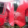 Daihatsu Sirion 2007, Rekondisi Bagasi setelah kecelakaan.
