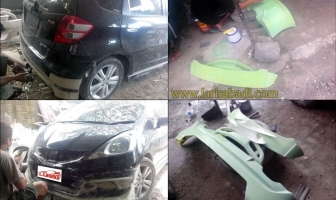 Honda Jazz 2010, Custom Bodykit Add On
