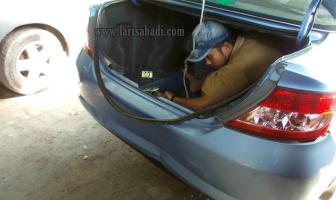 Honda City, Rekondisi Bumper dan Bagasi