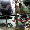 Honda Jazz RS, Bodykit Custom Fiber