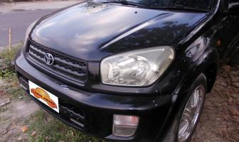 Toyota RAV 4, Pengecatan Apron