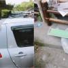Suzuki Swift, Custom Spoiler Belakang