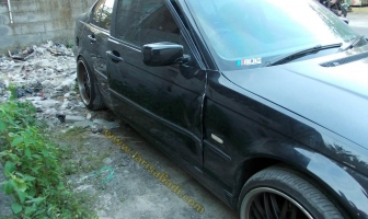 BMW E46, Repair Fender & Pintu
