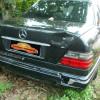 Mercedes Benz W124 Masterpiece, Repair Bumper