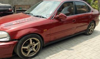 Honda Civic Ferio (EK), Rekondisi Body Kiri