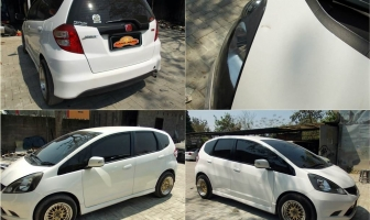 Honda Jazz RS, Pengecatan Total