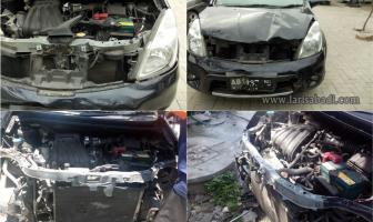 Nissan Livina XGear, Rekondisi setelah kecelakaan