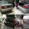 Honda City Z, Pembuatan Bodykit & Spoiler Custom