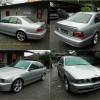 BMW E39 520i, Pengecatan Total & Pembuatan Bodykit Add On