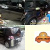 Honda Freed, Custom Bodykit Samping dan Belakang