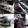 Nissan Grand Livina, Pembuatan Bodykit Add On Custom