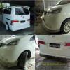 Nissan NV200 Evalia, Pembuatan Bodykit Custom