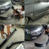 Honda Accord 2005, Pemasangan & Pengecatan Bodykit Add On