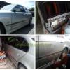 BMW 528i E39, Perbaikan Body Kiri
