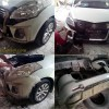 Suzuki Ertiga Pearl White, Custom Bodykit