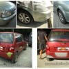 Perbaikan Bumper KIA Carens dan Daihatsu Ceria