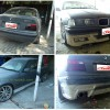 BMW E36 320i, Cat Total & Custom Bodykit