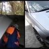 BMW 318i E46, Rekondisi Kap Mesin