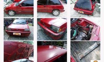 Pengecatan Total Civic Wonder (SB3), Hatchback