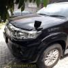 Toyota Fortuner 2011, Rekondisi Kap Mesin dan Bumper Depan