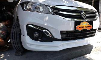 Suzuki Ertiga 2017, Pasang dan Cat Bodykit