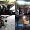 Spoiler Custom di Toyota Etios Falco