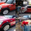 Mini Cooper S 2010, Minor Repair