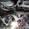 Perbaikan Mobilio Setelah Kecelakaan