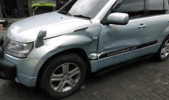 Suzuki Grand Vitara, Rekondisi Body Kiri
