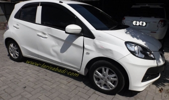 Honda Brio 2014, Repair Body Kanan