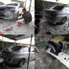 Honda City 2008 Custom Add On Bodykit